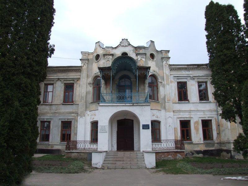 Усадьба Закревских, Березовая Рудка