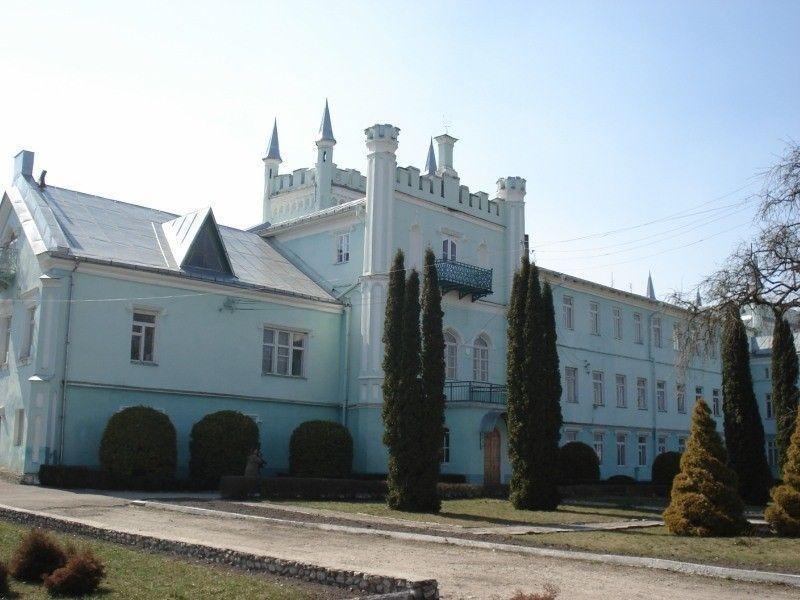 Замок, Белокриница