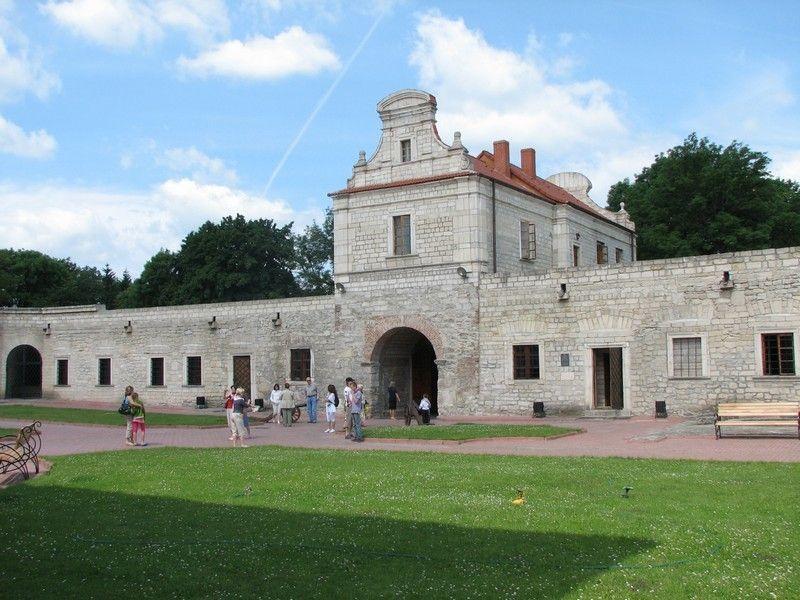Збаражский Новый замок
