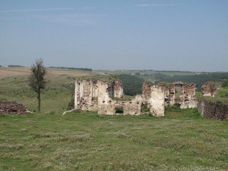 Замок, Подзамочек