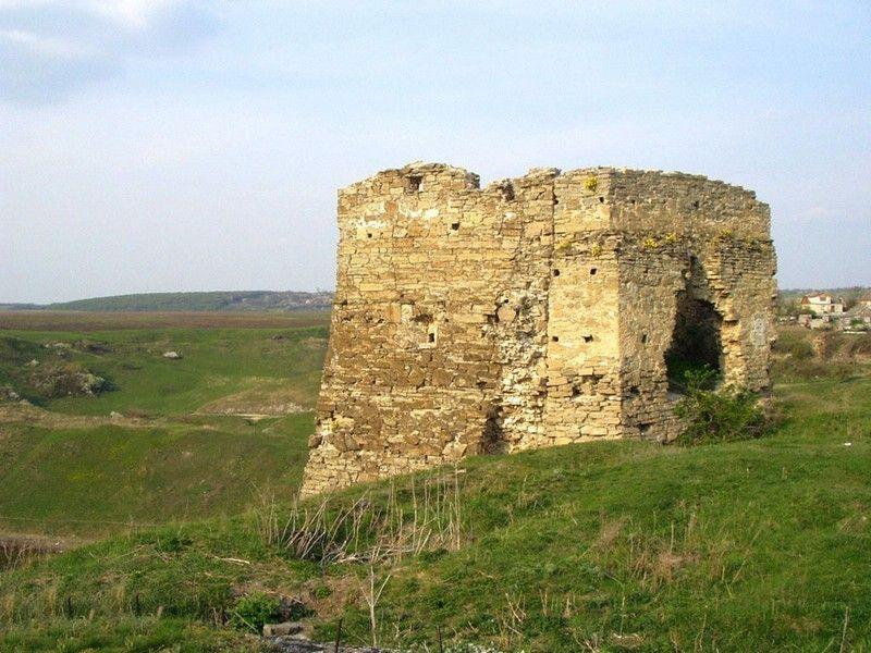 Жванецкая крепость
