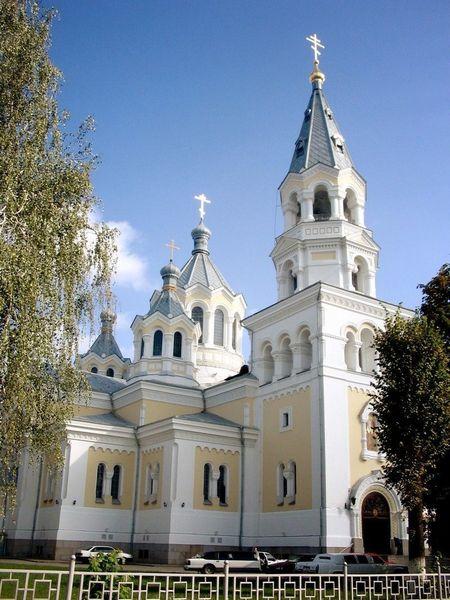 Спасо-Преображенский собор, Житомир
