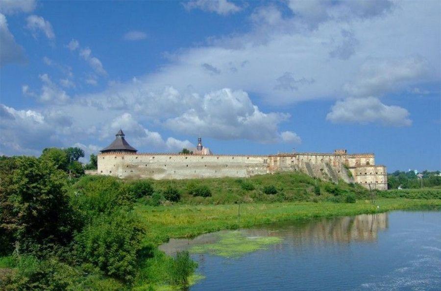 Меджибожский Замок