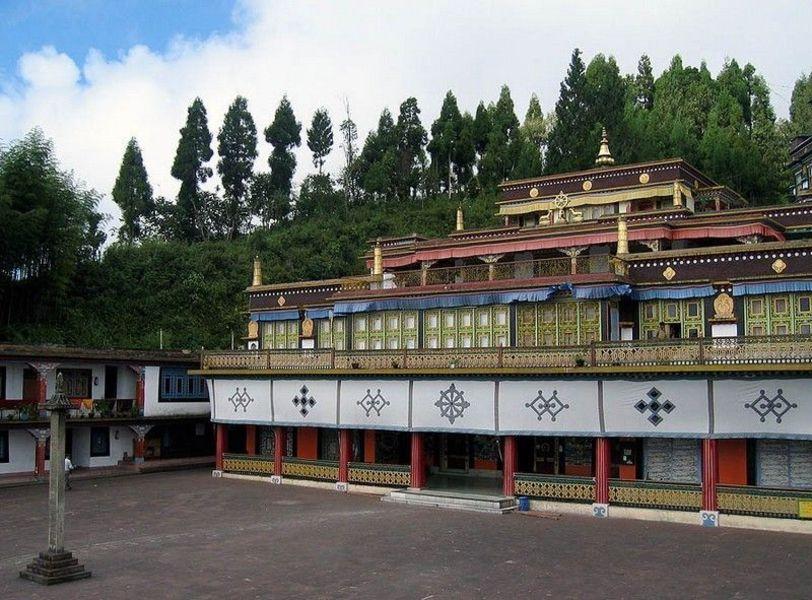Монастырь Румтек