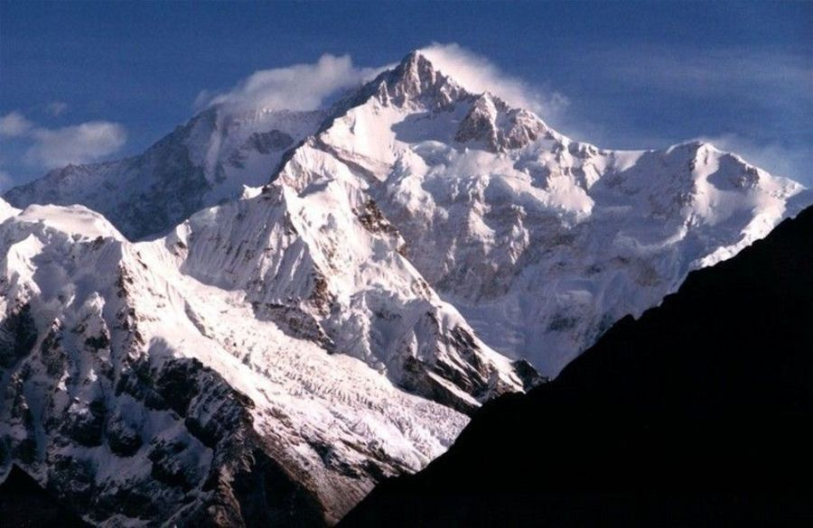 Гора Канченджанга