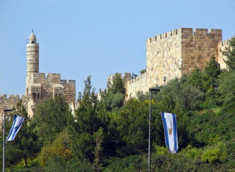 Израильская башня