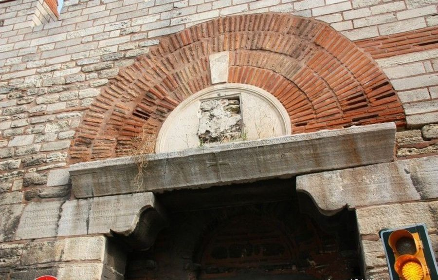 Крепостные стены Сианя