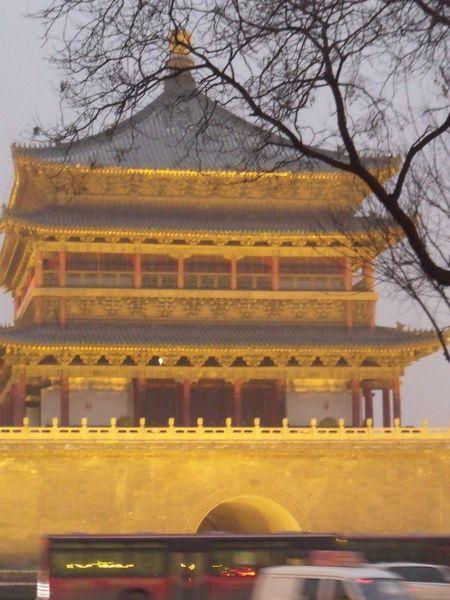 Колокольная башня, Сиань