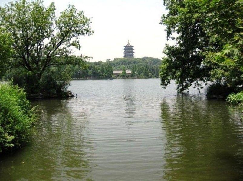 Западное озеро, Ханчжоу