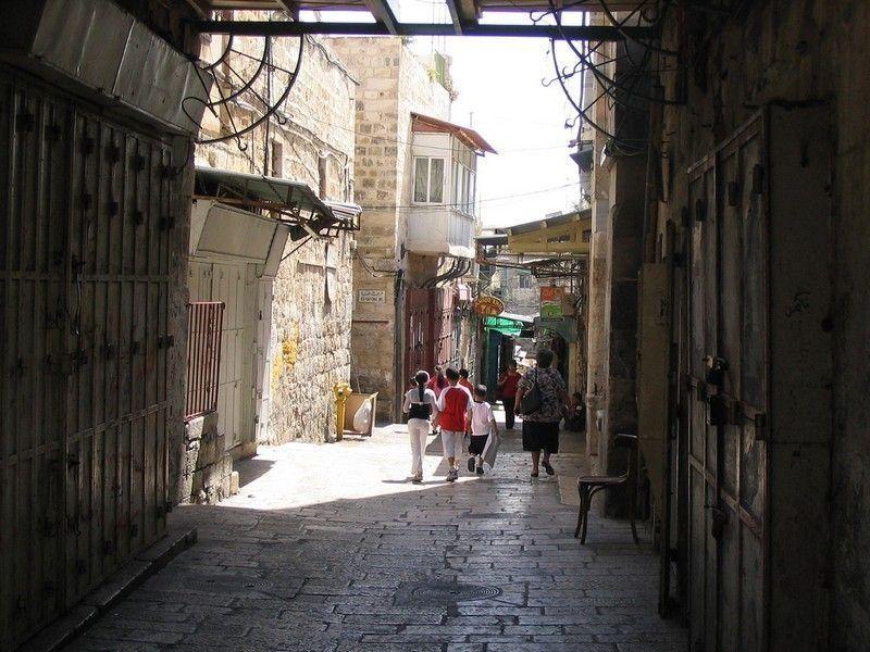 Улица Христианского квартала