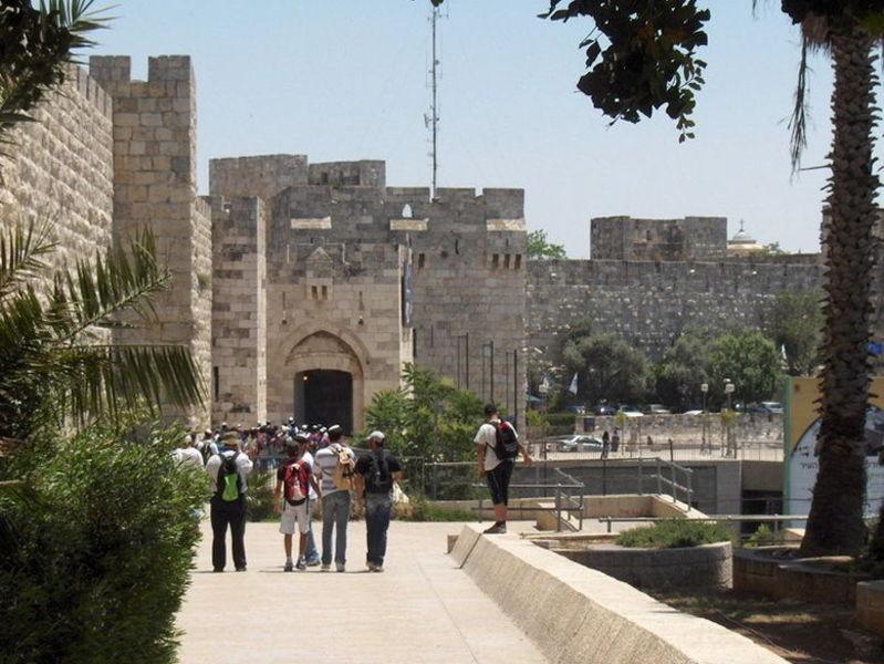 Яффские ворота