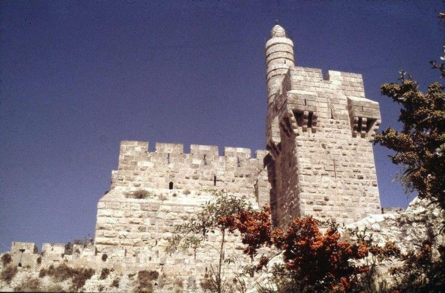 Цитадель, Иерусалим
