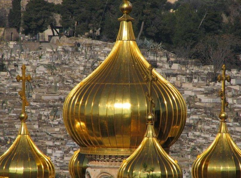 Русская православная церковь Марии Магдалины