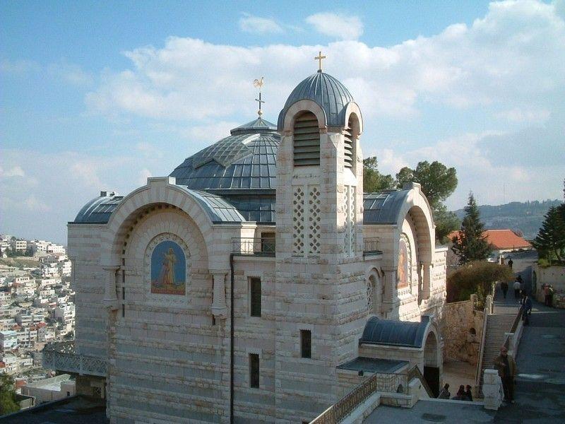 Церковь Св. Петра в Галликанту