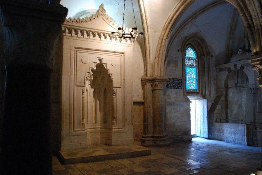 Зал Тайной Вечери и Гробница царя Давида