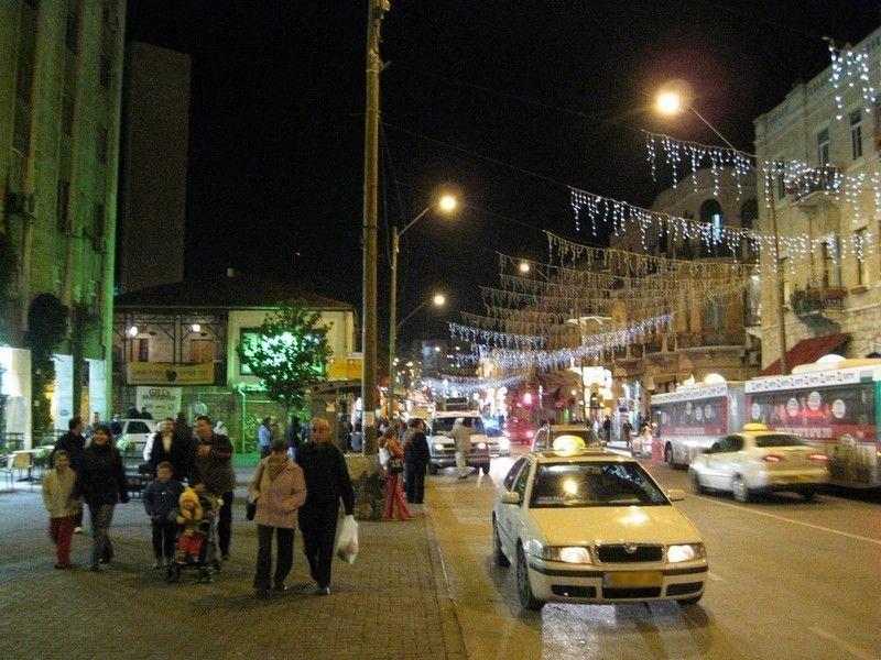 Городской совет, Иерусалим
