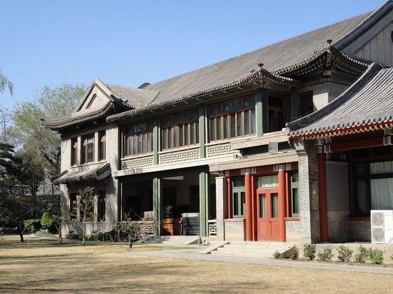 Бывшая резиденция Сун Цинлин