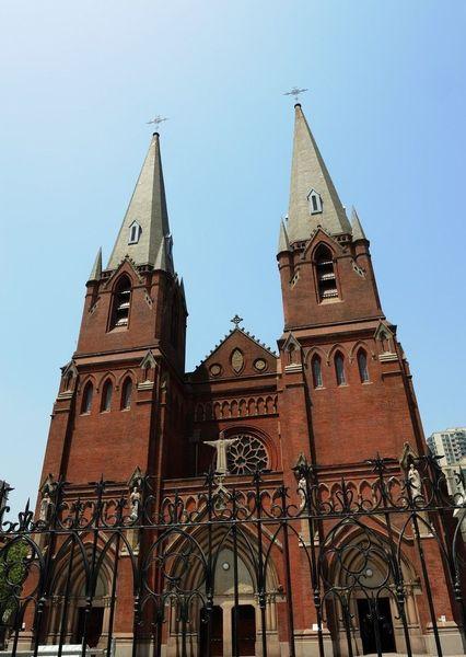 Католический собор Сюйцзяхуэй