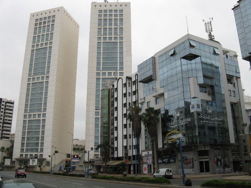 Башни-близнецы, Касабланка