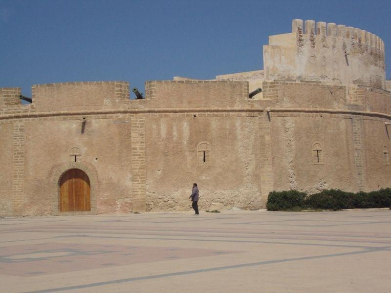 Крепостные стены, Эс-Сувейра