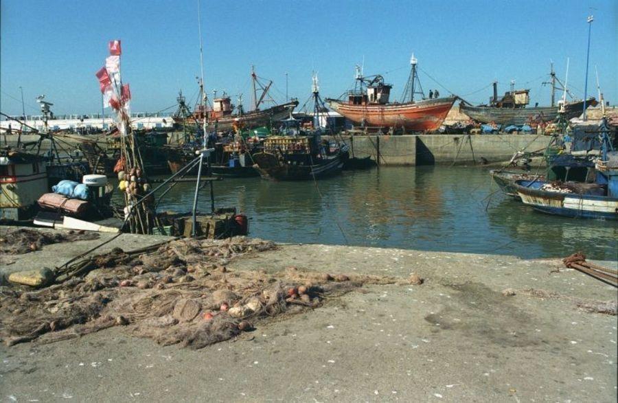 Порт, Эс-Сувейра