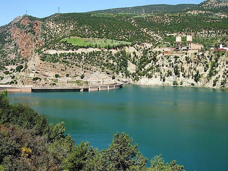 Плотина Бин-эль-Видан