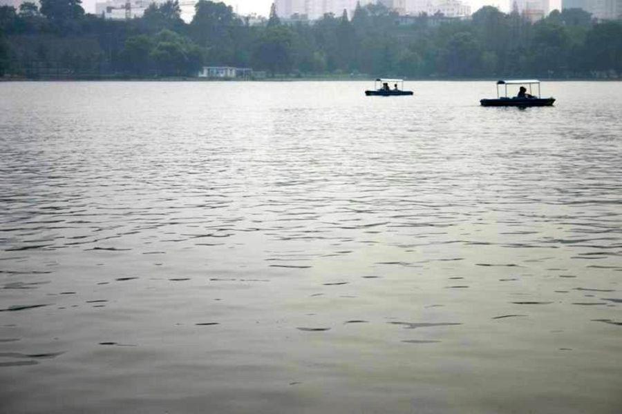 Озеро Сюаньу