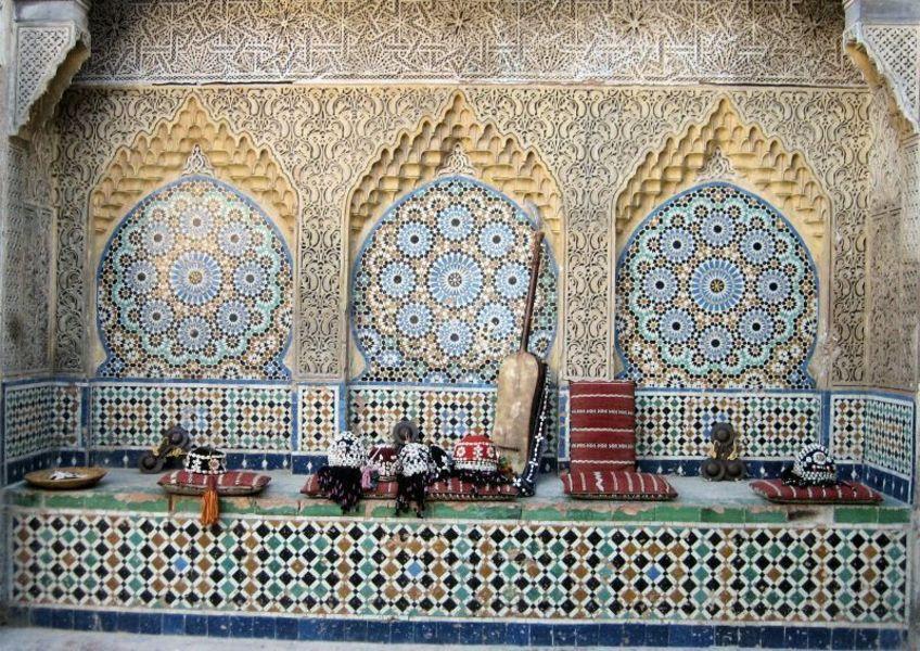 Музей марокканского искусства и древностей