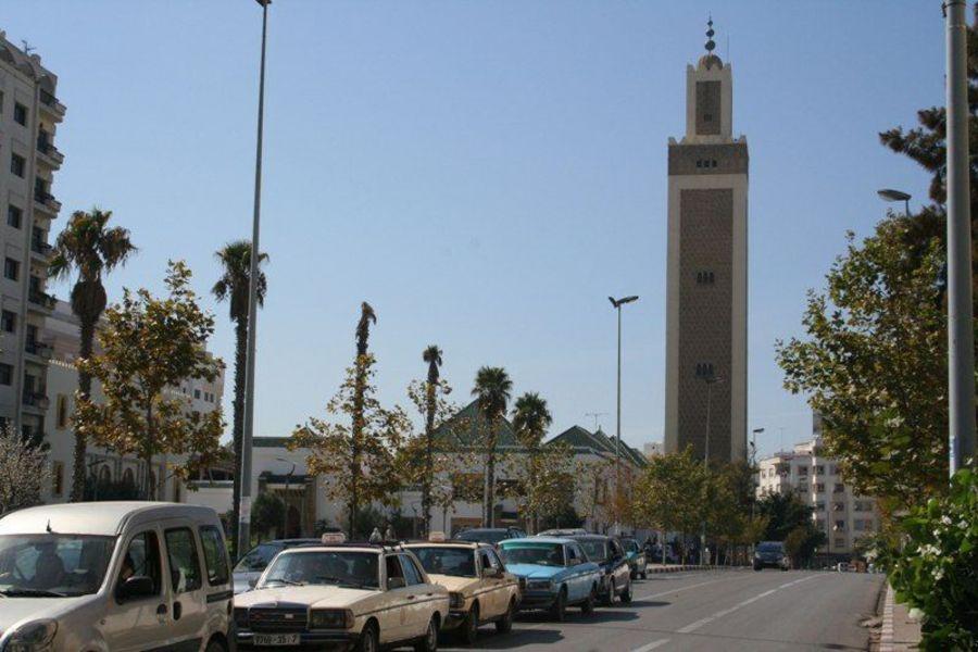 Большая мечеть, Танжер