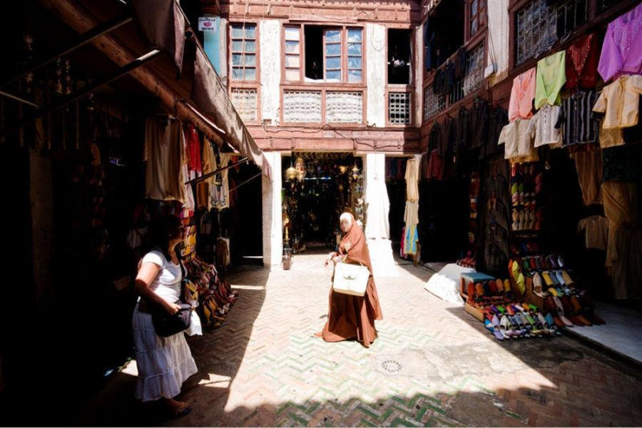 Улица Талаа Кебира