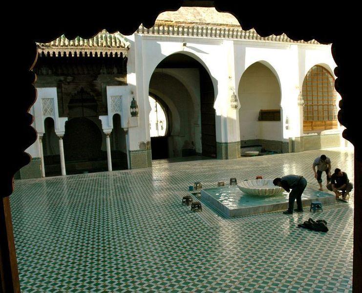 Андалусская мечеть