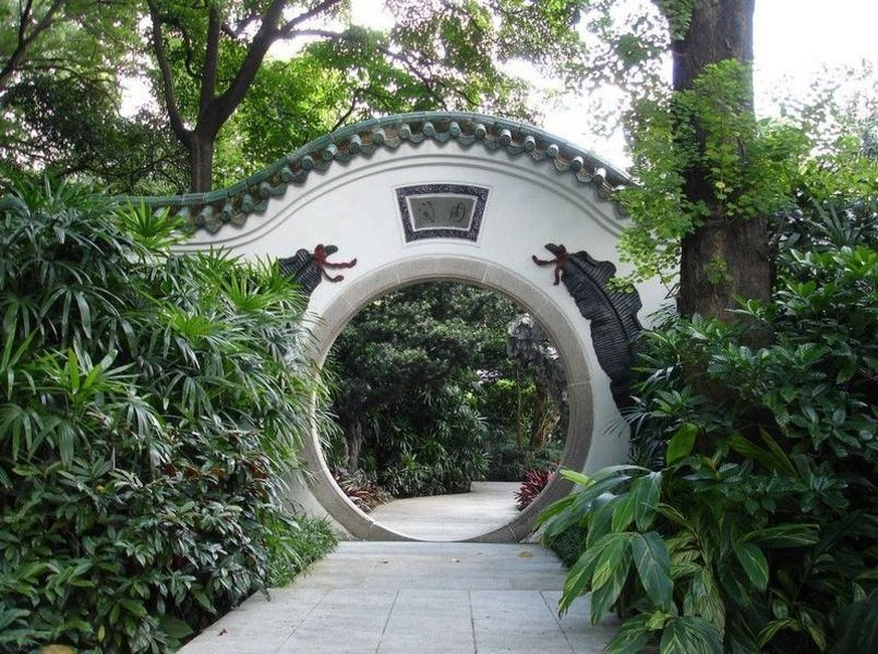 Сад Орхидей