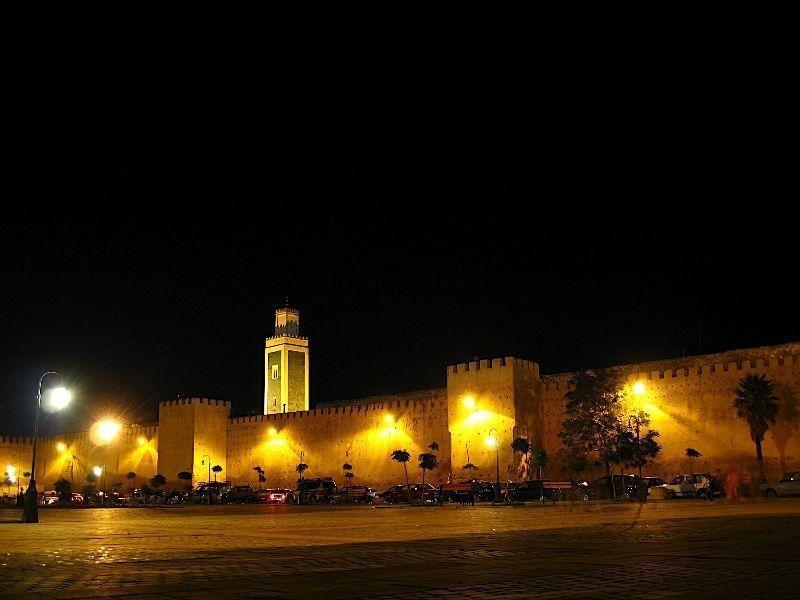 Мечеть Лалла Ауда