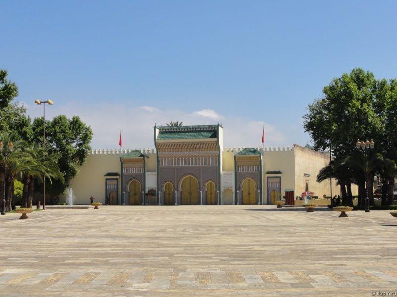 Королевский комплекс Дар эль-Ма