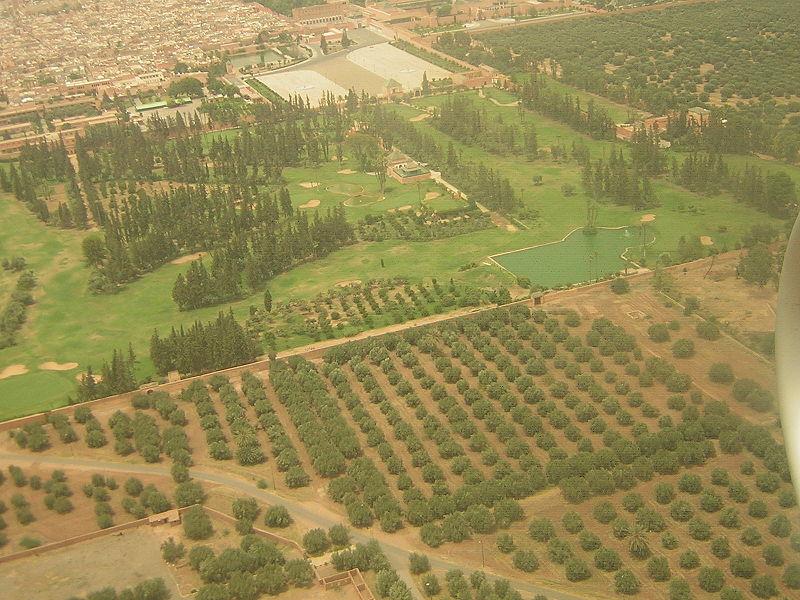 Сады Агедаль