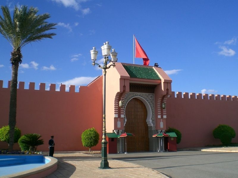 Дар эль-Махзен, Марракеш