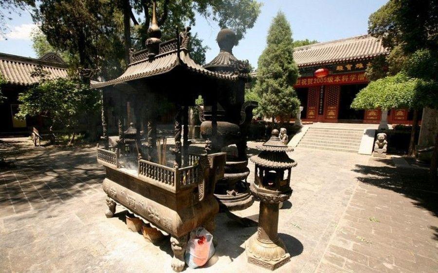 Храм Фаюань