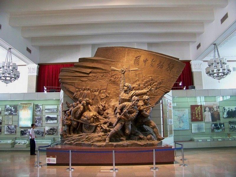 Музей военной истории Китая, Пекин