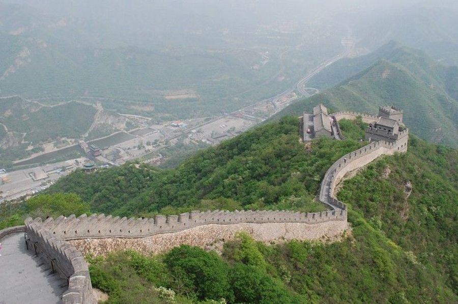 Великая Китайская стена: Бадалин