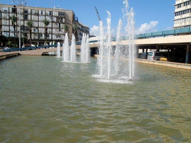 Площадь Рабина