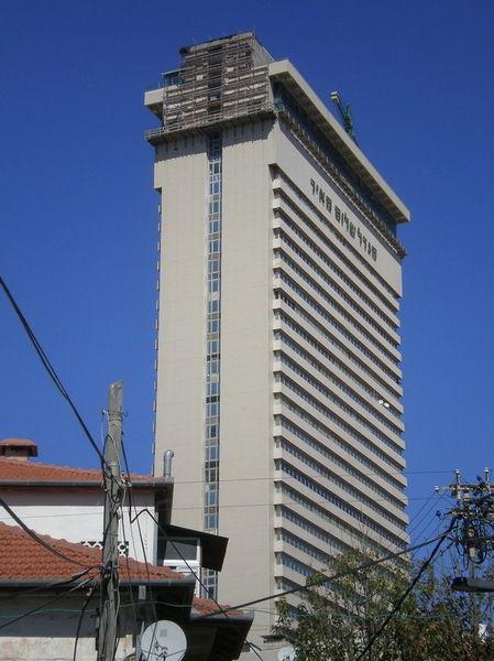 Башня Шалом