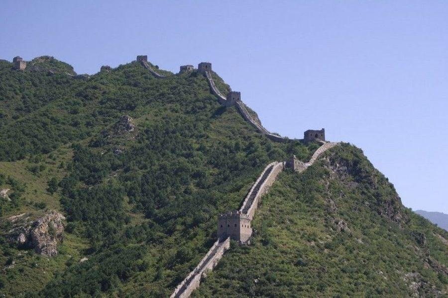 Великая Китайская стена: Сыматай