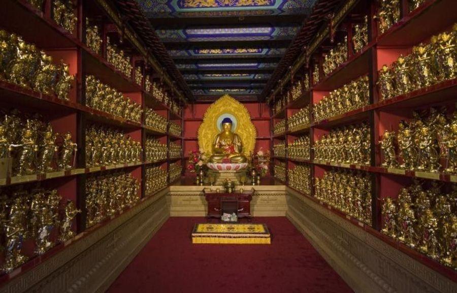 Храм Таньчжэ