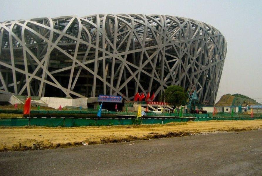Национальный Олимпийский стадион, Пекин
