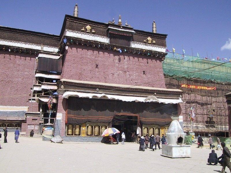 Монастырь Сакья