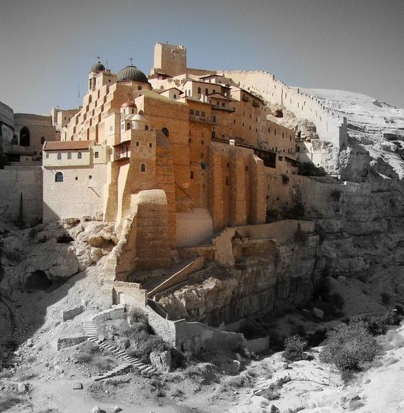 Монастырь Map Саба