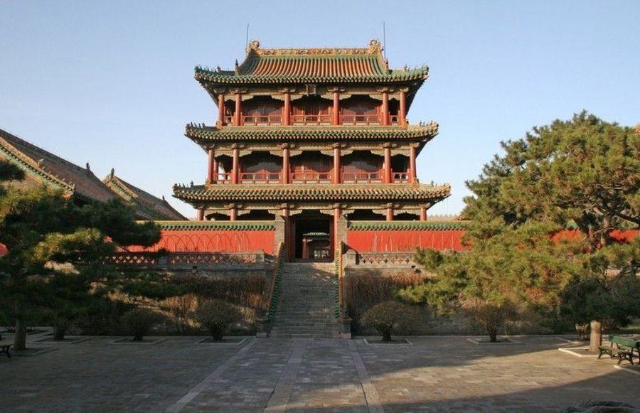 Императорский дворец, Шэньян