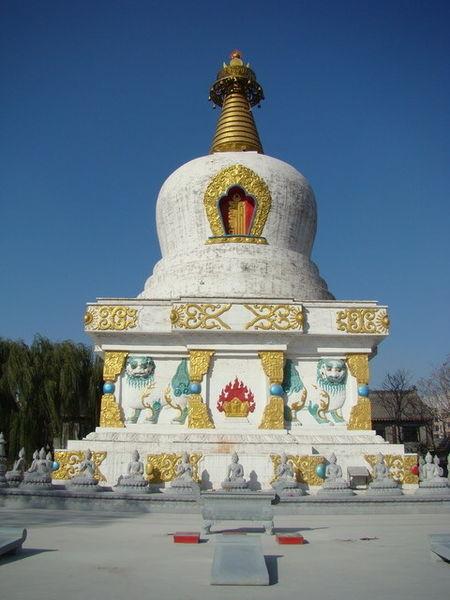 Северная пагода, Шэньян