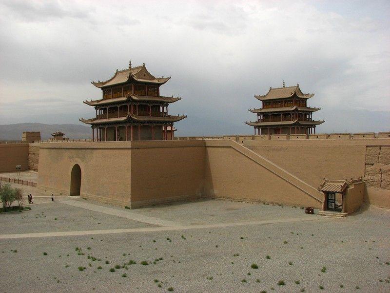 Форт Цзяюйгуань