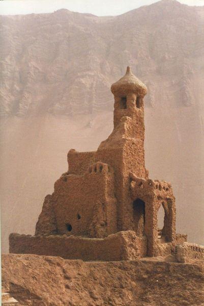 Руины Цзяохэ
